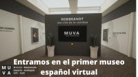 El primer museo que se puede visitar todos los días del año desde cualquier lugar del mundo es español
