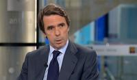 Aznar niega que cobrara sobresueldos del PP mientras fue presidente del Gobierno