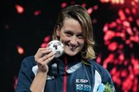 Belmonte suma su segunda medalla en la final de los 200 mariposa