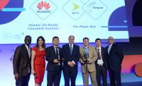 Huawei triunfa en los premios Glomo del Mobile World Congress