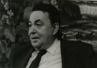 Claudio Rodríguez, fedatario de hondas topográficas