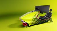 Aston Martin presenta su primer simulador de carreras: el AMR-C01