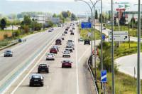 La DGT prevé 4,4 millones de desplazamientos por el puente de los Santos