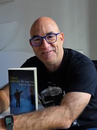 Jordi Llobregat: «Como escritor, me gusta descubrir cosas nuevas y contarlas»