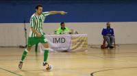 El Burela acaba con la imbatibilidad del Betis FS (3-5)