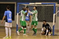 Importante victoria de un efectivo Betis FS (2-0)