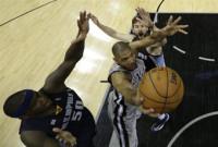 Duncan acaba con los Grizzlies en la prórroga