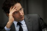 El líder del Eurogrupo se cita con Rajoy y Rubalcaba con el rescate bancario en el descuento