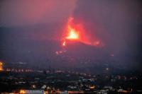 ¿Podría aumentar la violencia de la erupción en La Palma?