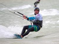 El mayor evento de kitesurf en España llega este fin de semana a Luceni (Zaragoza)
