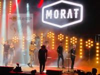 Morat actuó en el Starlite Festival Marbella tras seis meses de parón