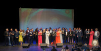 Los Premios Latino 2019 llenaron el Auditorio Felipe VI de Estepona