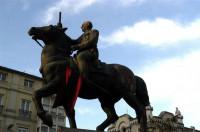 La retirada de símbolos franquistas a debate en el Congreso