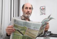 """""""Gerardo Burton, la poesía y la política"""""""