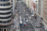 Madrid abre la nueva Gran Vía