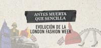 Uno de los eventos del año: la semana de la moda en Londres