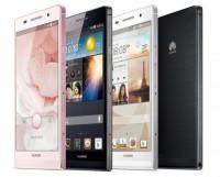Huawei se fija en el IPhone 5 para su Ascend P6 y presume de ser el más fino