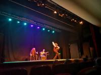 """Mayte Martín y Claudia """"La Debla"""" cierran la IV Semana Flamenca de Alhama de Murcia"""