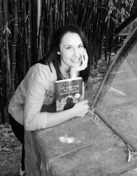 Gaia Jiménez, la escritora que prefiere definirse a través de las horas que pasa escribiendo