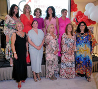 Gloria Lomana recibió el Premio Especial de REM en la gala anual de la Asociación en Marbella