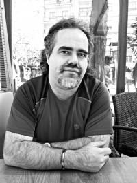 Jorge Urreta, el autor bilbaíno considerado un Stephen King español por sus lectores