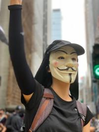 La violencia ha enraizado en los cuatro meses de protestas en Hong Kong