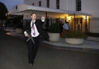 La Casa Blanca vuelve a la normalidad tras la presencia de un intruso
