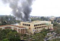 Tiroteos y más explosiones en el interior del Westgate