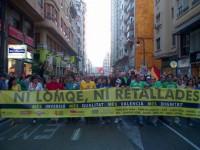 La voz valenciana contra la reforma educativa de Wert