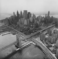 El Museo ICO expondrá por primera vez en España 'La destrucción del Bajo Manhattan', del fotógrafo Danny Lyon