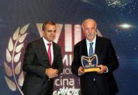 Vicente del Bosque, Felipe Reyes, María José Rienda y Marc Tur, Premios Patrocina un Deportista 2021