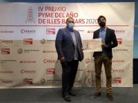 Materialesdefabrica.com entre los finalistas de los premios Pyme del año 2020 de Balears