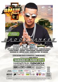 Mad Urban Fest (#MUF2019) 2019 contará con Daddy Yankee en su cartel