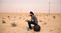 El fotógrafo español Manu Brabo ganador del premio Pulitzer de fotografía