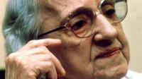 María Zambrano. Delirio y destino. Alianza Editorial