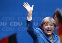 Merkel vence a la crisis en las urnas