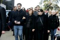 Multitudinario adiós a Sara Montiel en el cortejo fúnebre por Madrid