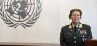 La noruega Kristin Lund, primera mujer en dirigir una misión de los cascos azules