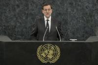 Rajoy critica en la ONU el