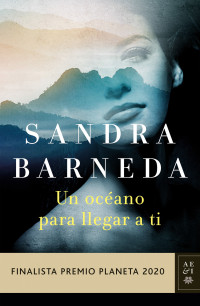 Sandra Barneda, finalista Premio Planeta 2020: