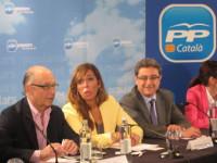 El PP registrará el recurso contra los Presupuestos catalanes