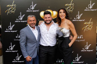 La semana pasada, Alberto Dugarte, el famoso Maquillador de las Estrellas, celebró en Madrid su aniversario por todo lo alto