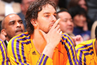 Pau Gasol, ¿a los Lakers con su hermano Marc?