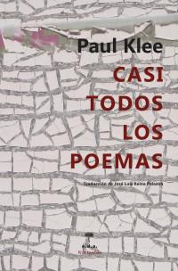 Paul Klee. Casi todos los poemas. EDA Libros