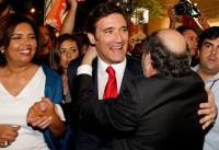 Coelho encaja con resignación el varapalo electoral