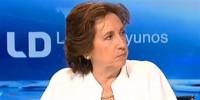 La periodista Victoria Prego ingresada por un ictus