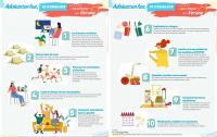 Diez consejos para cuidar la salud mental de los adolescentes en verano
