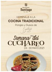 Éxito de la Semana del Cuchareo, en el restaurante Santiago
