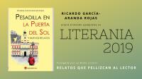 Ricardo García-Aranda estará en Literania 2019 estrenando su nuevo libro de relatos