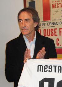Ricardo Arias, una vida dedicada al Valencia